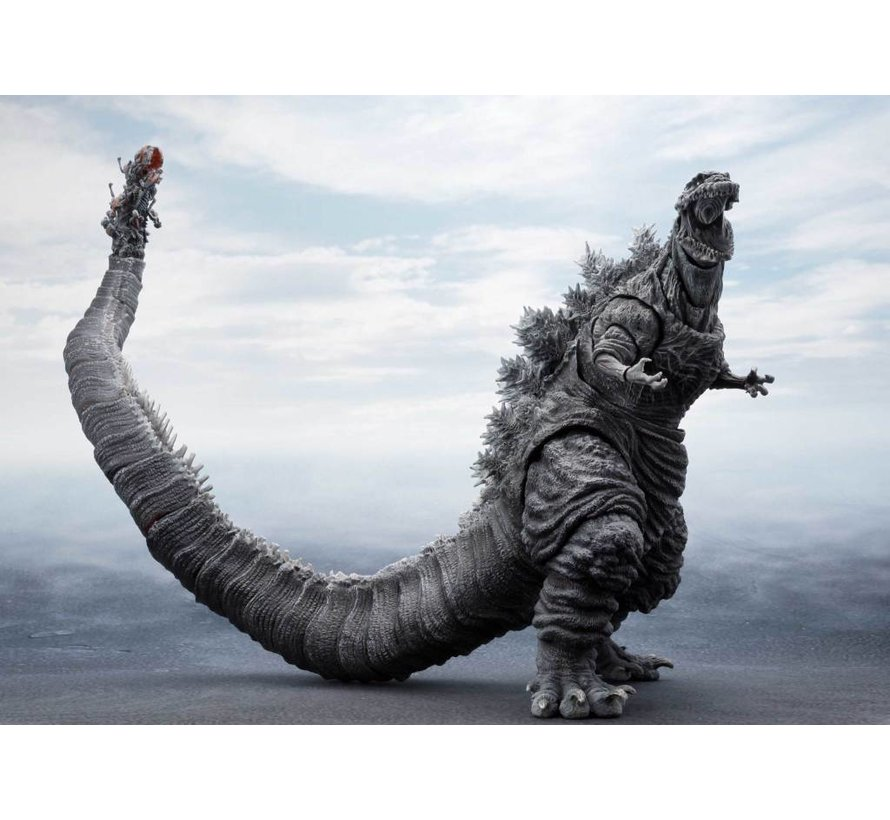 "20863 Godzilla (2016) The Fourth Frozen Ver. ""Shin Godzilla"", Bandai S.H.MonsterArts"