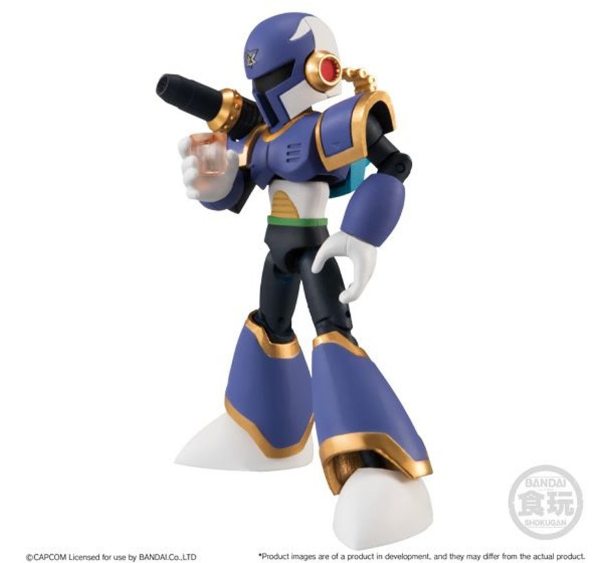 "22452 Mega Man Vol. 2 ""Mega Man""  Bandai 66 Action"