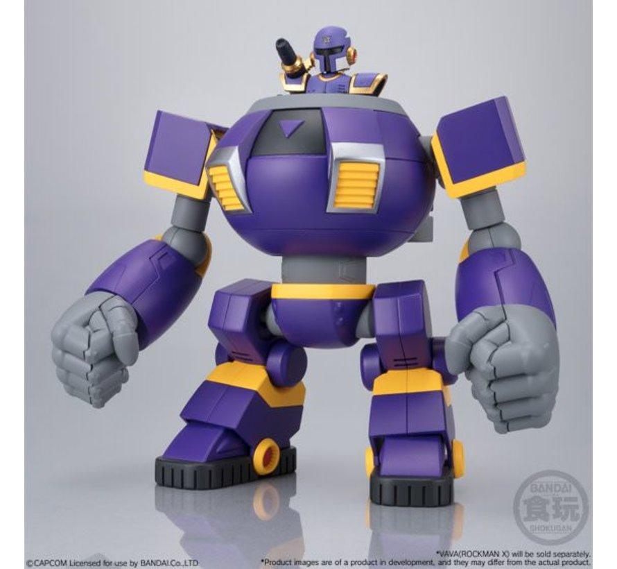 """22451 Ride Armor """"Mega Man""""  Bandai Super Mini Pla"""
