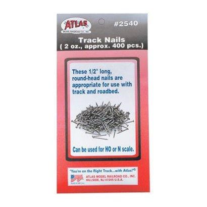 ATL- Atlas 150- 2540 Track Nails 400 approx.