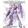 BANDAI MODEL KITS 152245 1/100 MG Unicorn Gundam (Ver. Ka)