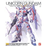 BANDAI MODEL KITS RX-0 Unicorn Gundam Ver.Ka (MG)
