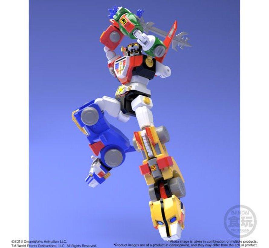 28916 Voltron Voltron , Bandai Super Mini Pla