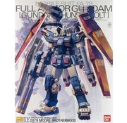 BANDAI MODEL KITS Full Armor Gundam Thunderbolt Ver. Ver. Ka MG
