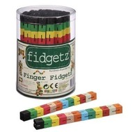 WTZ - Wow Toyz Finger Fidgetz -  Bulk Canister *