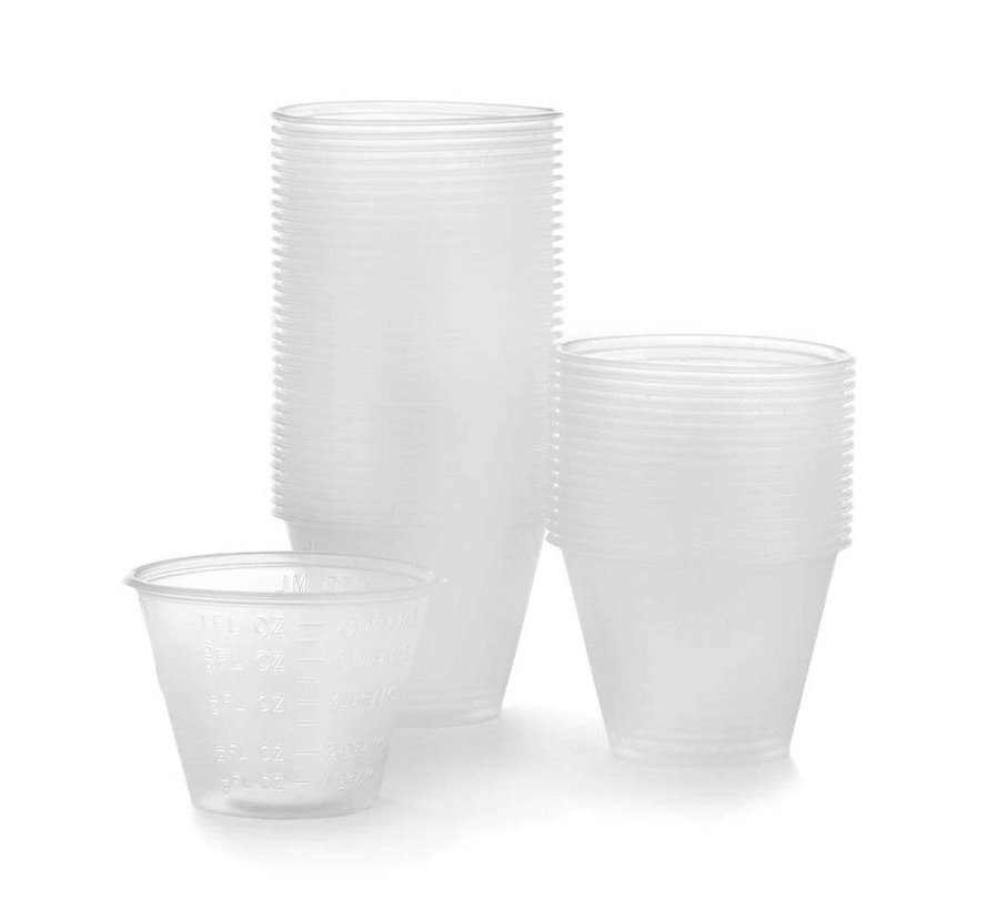 R8056 EPOXY MIXING CUPS (50) *
