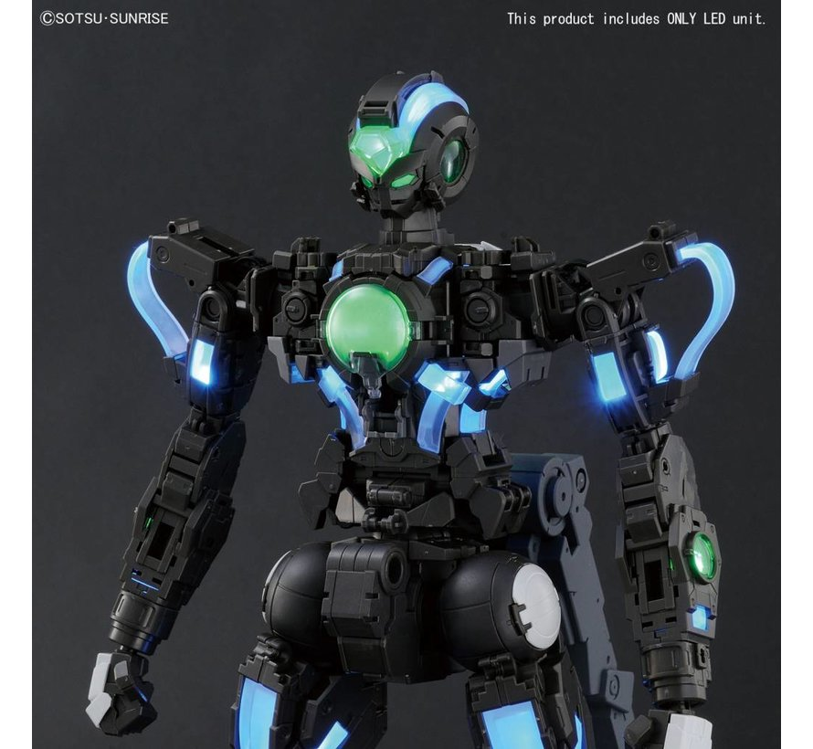 "230450 LED unit for PG Gundam Exia ""Gundam 00"", Bandai PG"