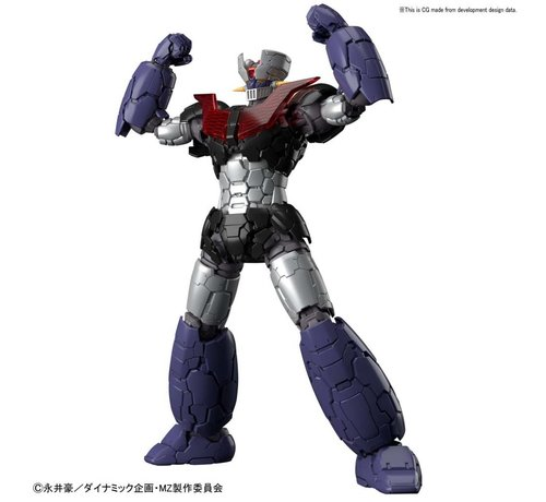 """BANDAI MODEL KITS 230367 Mazinger Z (Mazinger Z Infinity Ver.) """"Mazinger Z"""", Bandai HG 1/144"""