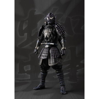 "Tamashii Nations 55101 Onmitsu Black Spiderman ""Marvel"", Bandai Meisho Manga Realization *P-Bandai*"