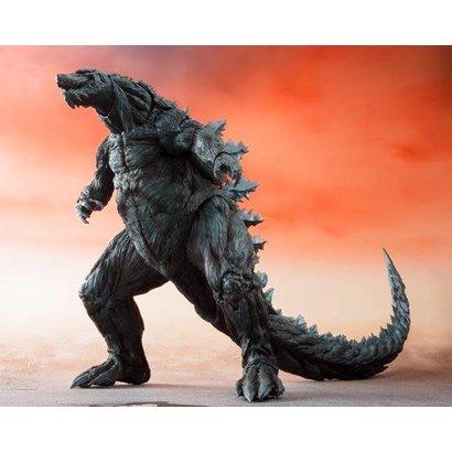 """BANDAI MODEL KITS 55102 Godzilla Earth """"Godzilla: Planet of the Monsters"""", Bandai S.H.MonsterArts *P-Bandai*"""