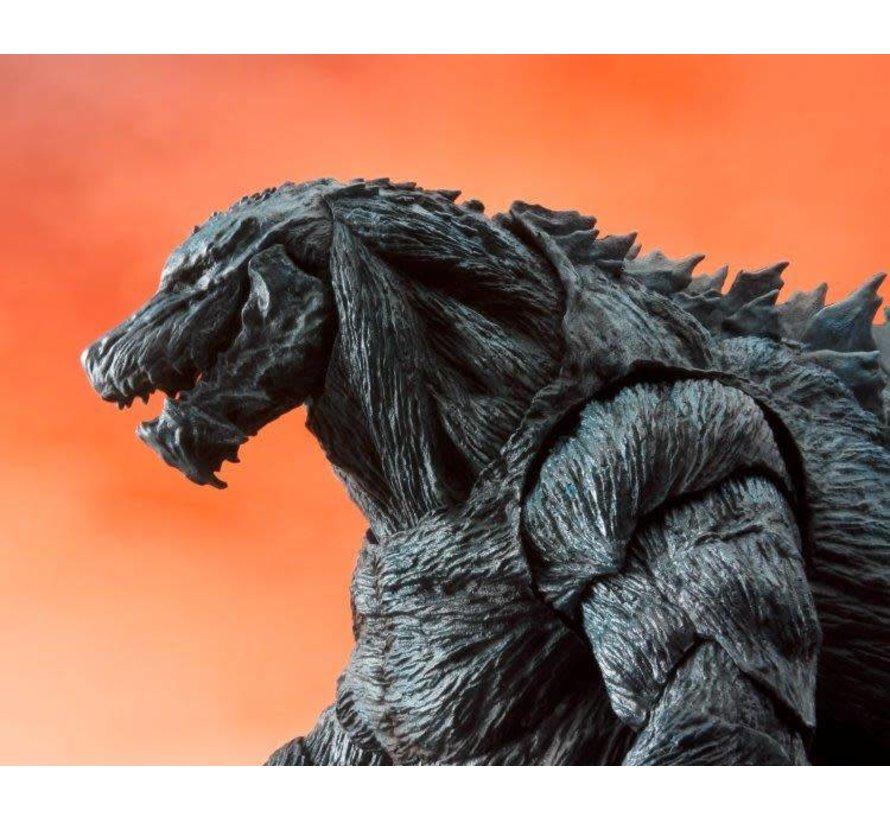 "55102 Godzilla Earth ""Godzilla: Planet of the Monsters"", Bandai S.H.MonsterArts *P-Bandai*"