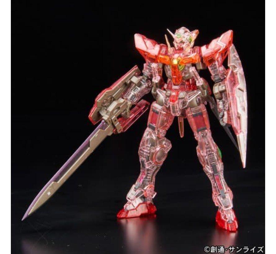 """215128 Gundam Exia Trans-Am Clear Ver. """"Gundam 00"""", Bandai RG 1/144"""