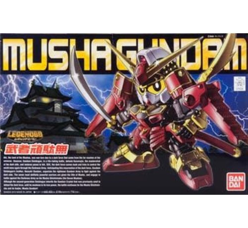 BANDAI MODEL KITS 176488 BB#373 Musha Gundam Legend BB