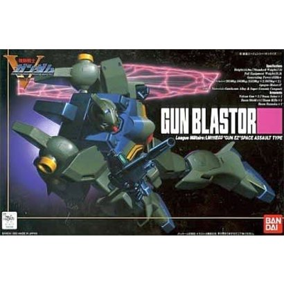 "BANDAI MODEL KITS (D) 041006  Gun Blastor ""Victory Gundam"", Bandai 1/100 Victory"