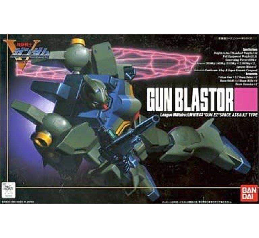 "(D) 041006  Gun Blastor ""Victory Gundam"", Bandai 1/100 Victory"
