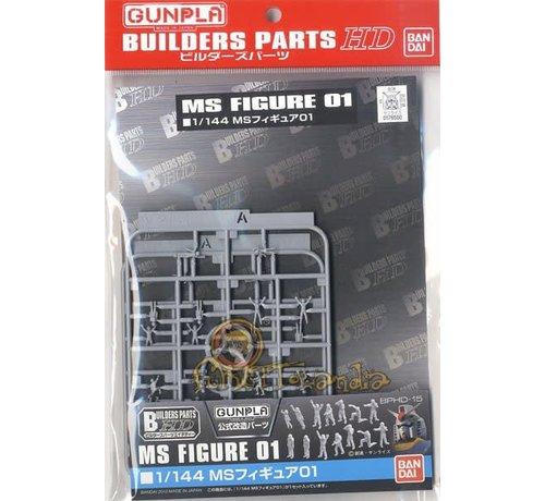 BANDAI MODEL KITS 176500 Ms Figure 01 Builder Parts