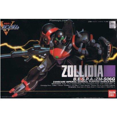 "BANDAI MODEL KITS (D) 041825 Zollidia ""Victory Gundam"", Bandai 1/100 Victory"