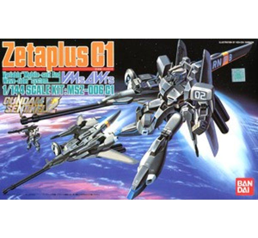 "024666 Zeta Plus ""Gundam Sentinel"", Bandai 1/144 Sentinel"