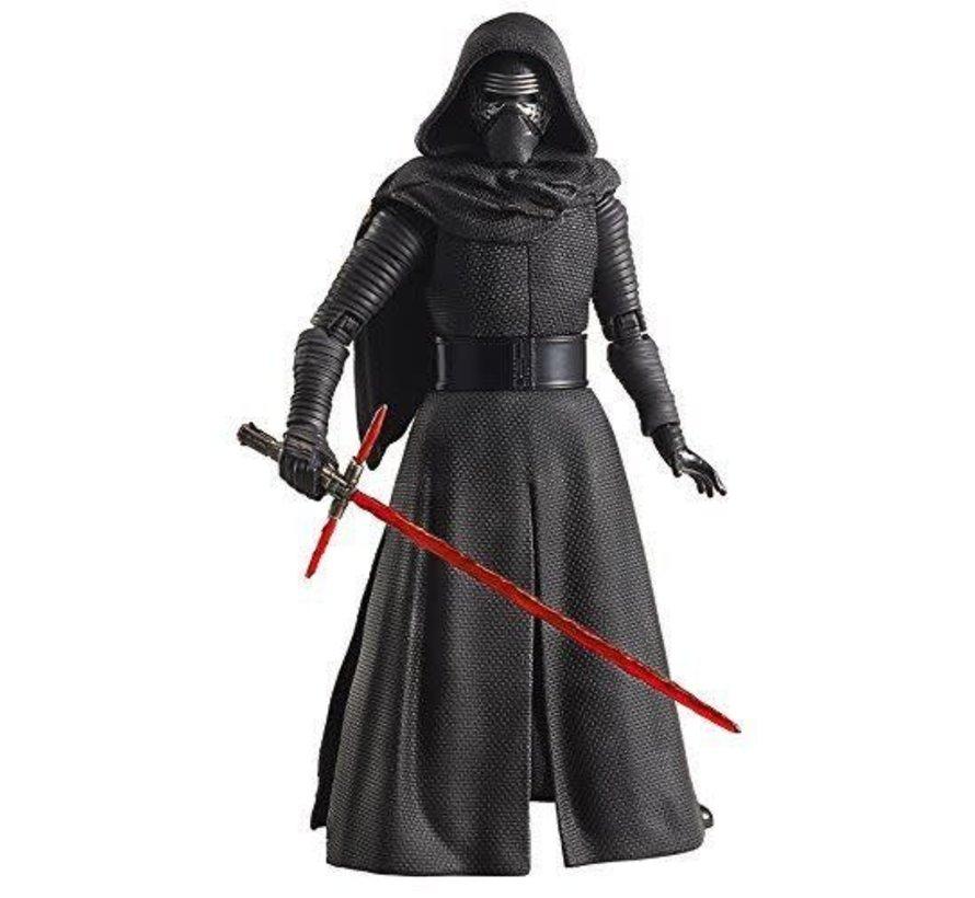 207572 KYLO REN 1/12 Scale Plastic Model Action figure Kit Star Wars