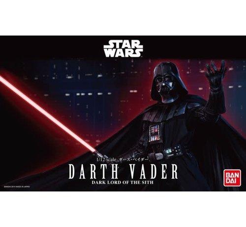 BANDAI MODEL KITS 191408 DARTH VADER 1/12 Scale Plastic Model Action figure Kit Star Wars