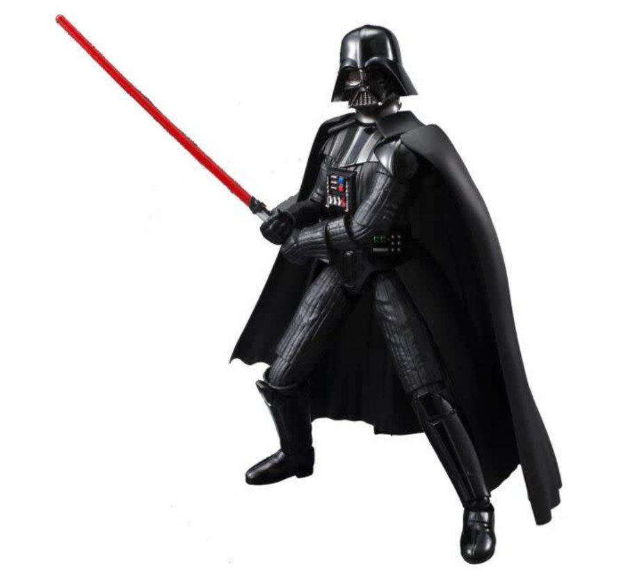 191408 DARTH VADER 1/12 Scale Plastic Model Action figure Kit Star Wars