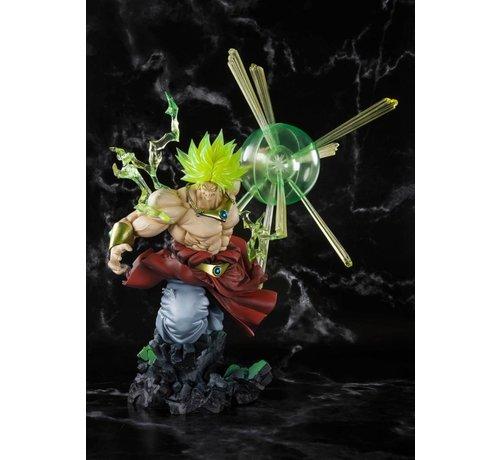 "Tamashii Nations 55150 Super Saiyan Broly -The Burning Battles- ""Dragonball Z"", Bandai FiguartsZERO"