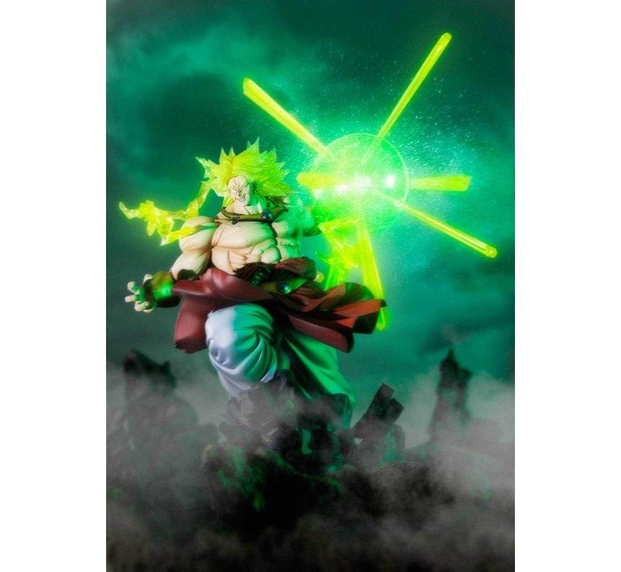 "55150 Super Saiyan Broly -The Burning Battles- ""Dragonball Z"", Bandai FiguartsZERO"