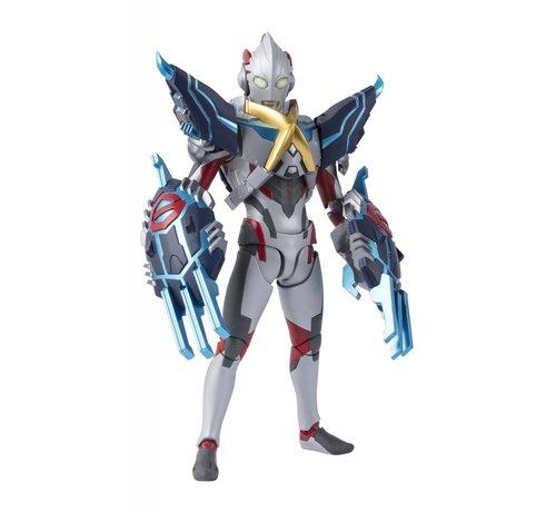 "Tamashii Nations 55083 Ultraman X And Gomora Armor Set ""Ultraman X"", Bandai S.H.Figuarts"