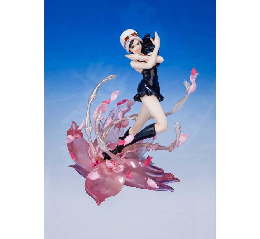 "55089 Nico Robin -Mil Fleur Campo De Flores- ""One Piece"", Bandai FiguartsZero"