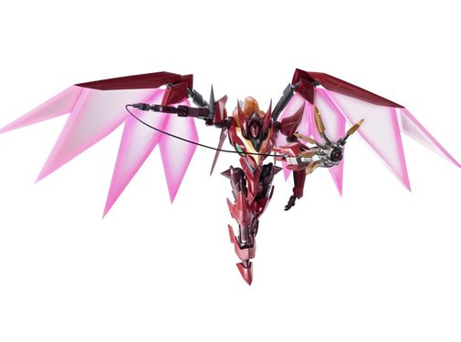 Tamashii Nations Guren Type-08 Elements (Seiten)