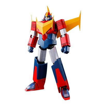 "Tamashii Nations 55092 GX-81 Zamboace ""Invincible Super Man Zambot"", Bandai Soul Of Chogokin"