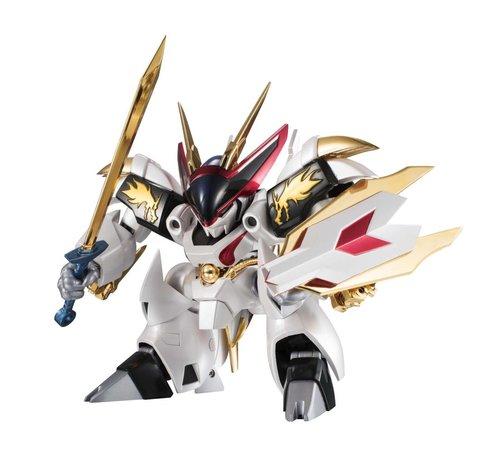 """Tamashii Nations 55007 Ryuoumaru 30th Anniversary Edition """"Mashin Hero Wataru"""", Bandai Robot Spirits"""