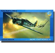 PACIFIC COAST MODELS (PCM) Focke-Wulf Fw.190A-4