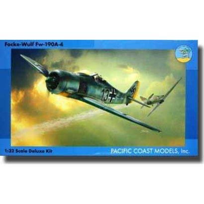 PACIFIC COAST MODELS (PCM) 32011A4 Pacific Coast Models Focke-Wulf Fw.190A-4