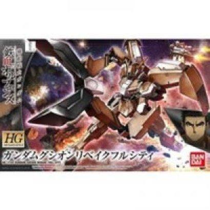 BANDAI MODEL KITS 211242 IBO HG 1/144 Gundam Type A Gundam