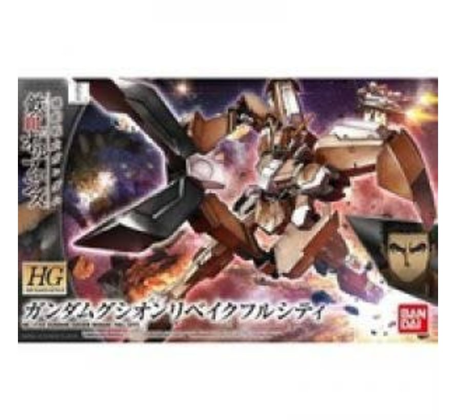 211242 IBO HG 1/144 Gundam Type A Gundam