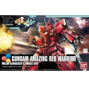 BANDAI MODEL KITS #26 Gundam Amazing Red Warrior