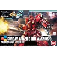 BANDAI MODEL KITS #26 Gundam Amazing Red Warrior