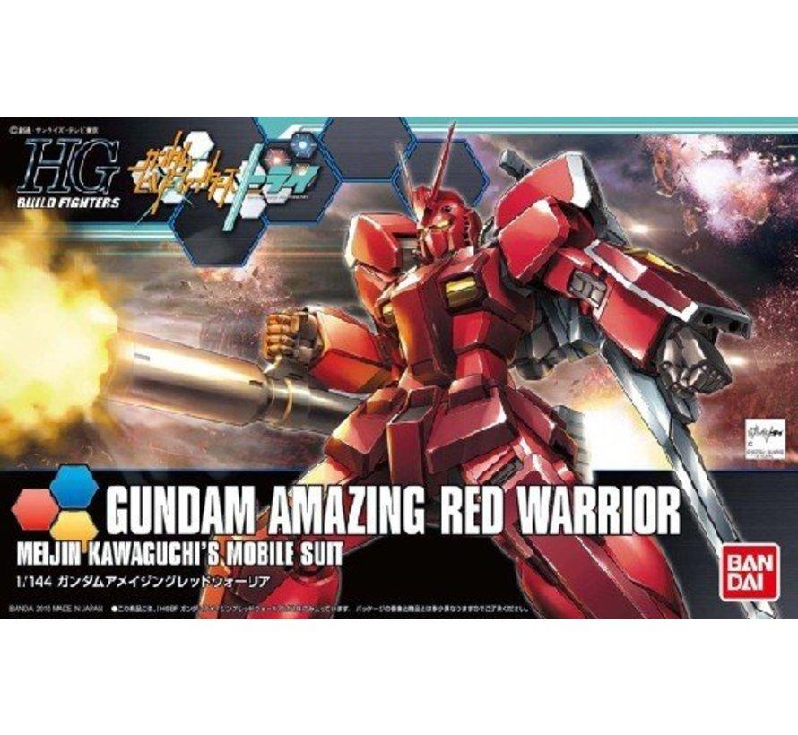 194872 1/144 Build Fighters High Grade Series: #26 Gundam Amazing Red Warrior