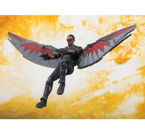 "Tamashii Nations 55043 Falcon ""Avengers: Infinity War"", Bandai S.H.Figuarts"