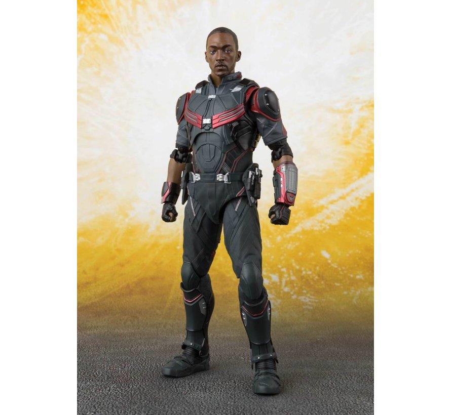 "55043 Falcon ""Avengers: Infinity War"", Bandai S.H.Figuarts"
