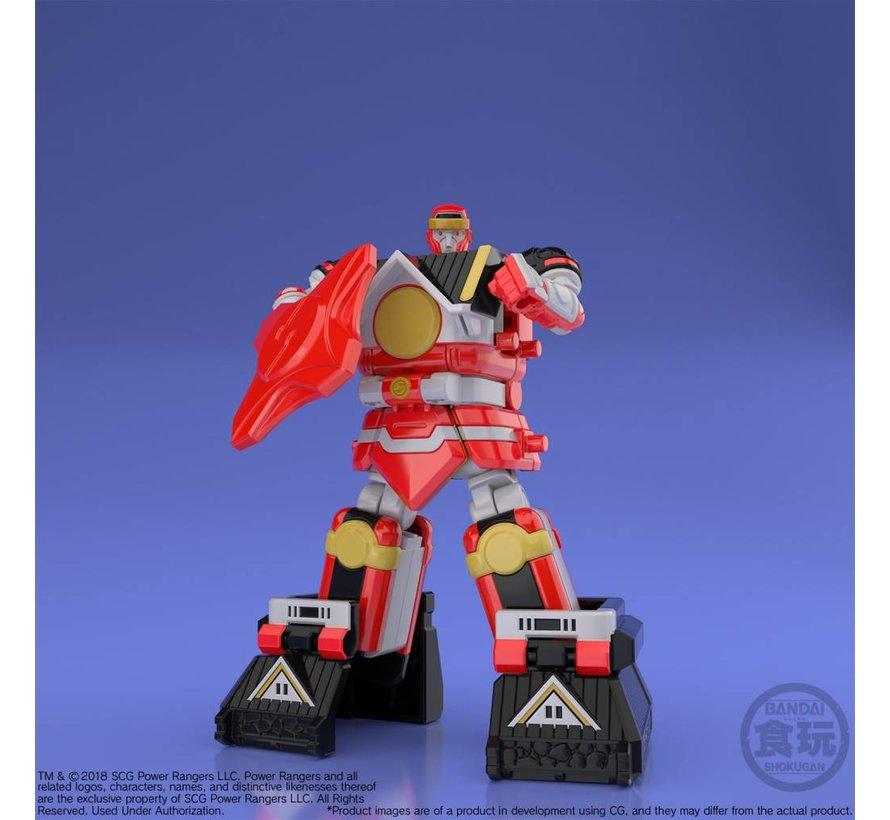 "25092 Shogun Megazord ""Mighty Morphin Alien Rangers"", Bandai Super Mini Pla"