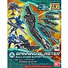 "BANDAI MODEL KITS 225760 #38 Spinning Blaster ""Gundam Build Divers"", Bandai HGBC"