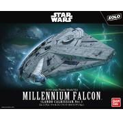 BANDAI MODEL KITS Millennium Falcon Lando Calrissian Ver.