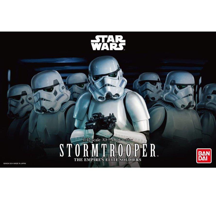 "2439792  Stormtrooper ""Star Wars"", Bandai Star Wars Character Line 1/12"