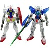 "BANDAI MODEL KITS 165323 Exia Repair + 0 Gundam Clear Ver.""Gundam 00"", Bandai HG 00"
