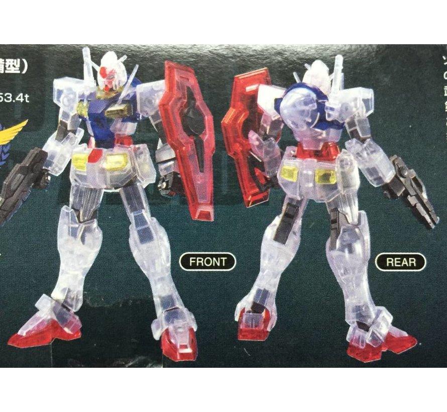 "165323 Exia Repair + 0 Gundam Clear Ver.""Gundam 00"", Bandai HG 00"