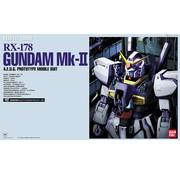BANDAI MODEL KITS 106047 1/60 RX-178 GUNDAM Mk-II AEUG PG  (Zeta Gundam Series)