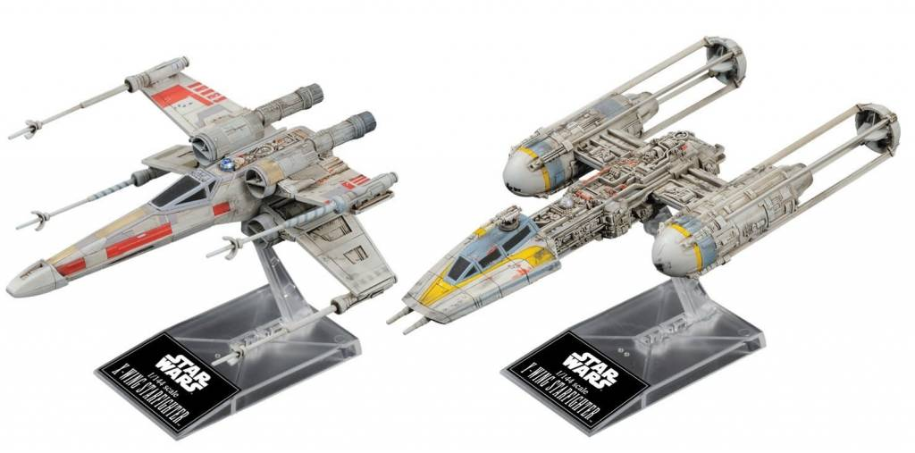 228377 X-Wing & Y-Wing Starfighter