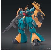 BANDAI MODEL KITS #10 Gyunei Guss' Jagd Doga RE/100